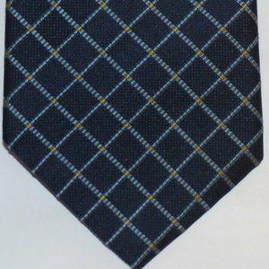 Ralph Lauren Geometric Pattern Silk Necktie